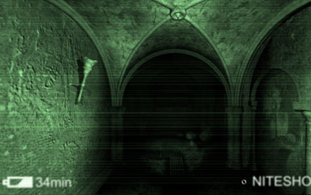 Explore haunted locations like the Ulcombe Plague Vaults.