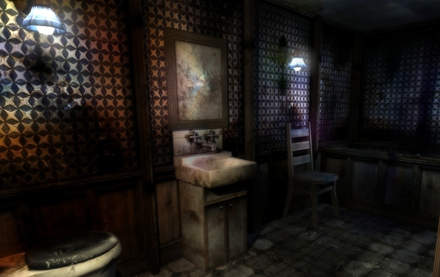 Revisit spookily familar locations, from Dark Fall.